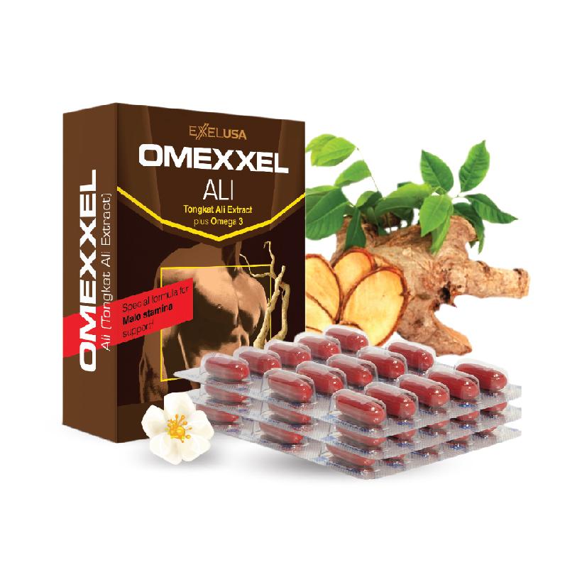 Viên uống tăng cường sinh lý nam Omexxel Ali